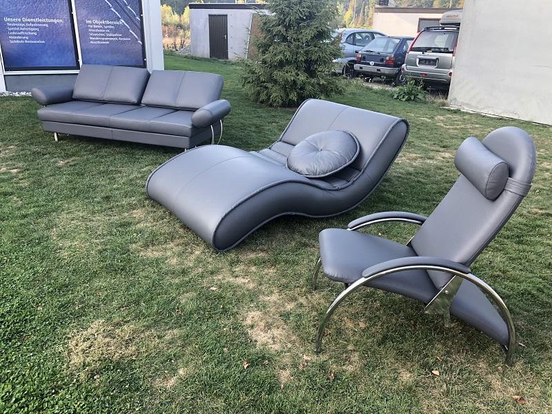 bretz laola liege auffrischen leder. Black Bedroom Furniture Sets. Home Design Ideas