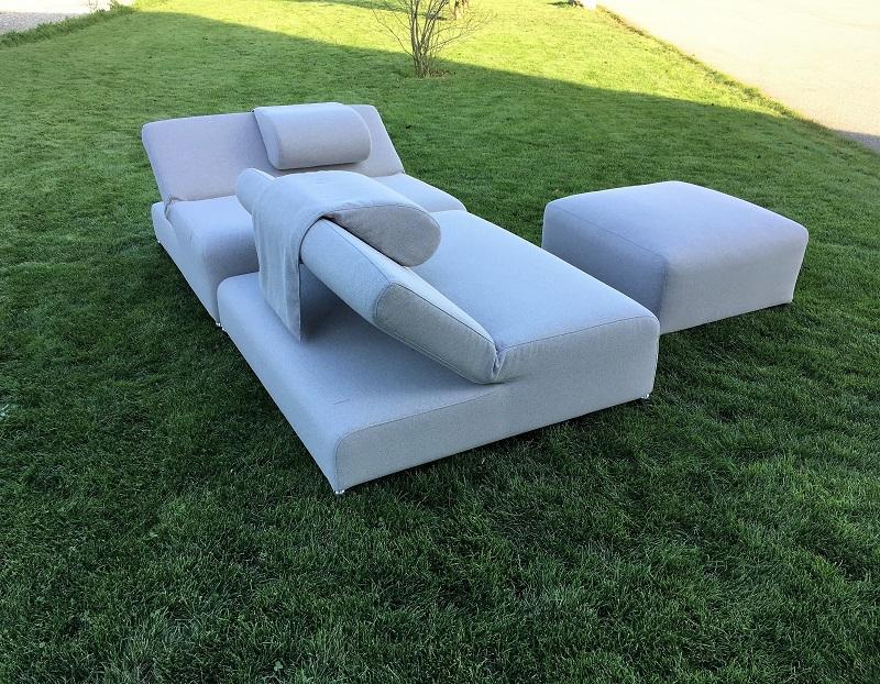 sofa lounge neu beziehen