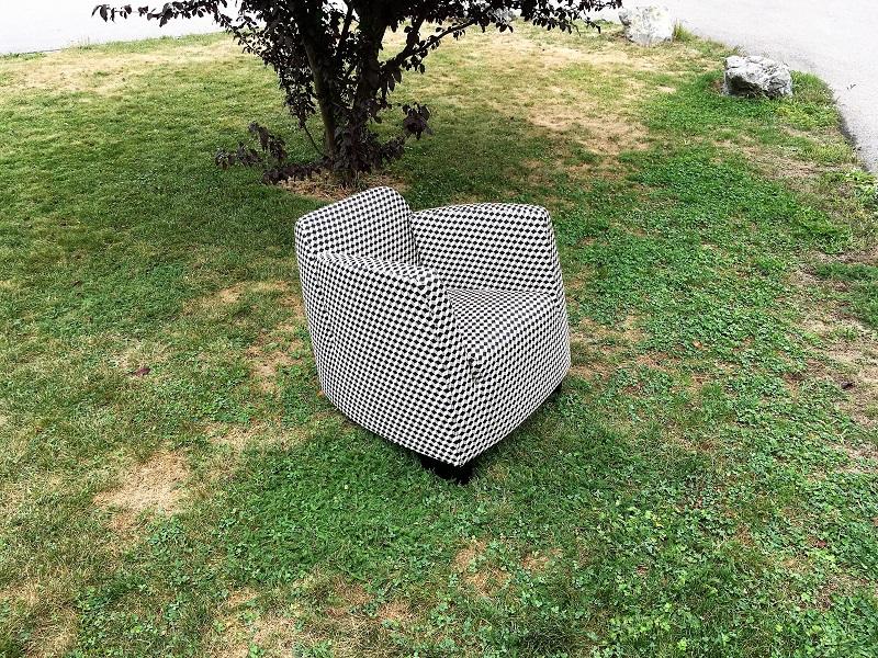 team by wellis sessel sena neu beziehen. Black Bedroom Furniture Sets. Home Design Ideas